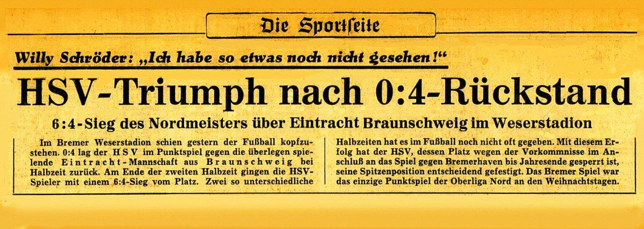 Dass die Rothosen im Weserstadion sechsmal trafen, war eine absolute Ausnahme.