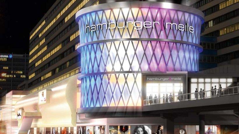 Das Lu00e4ngste Center Hamburgs - Hamburger Meile - Hamburger Abendblatt