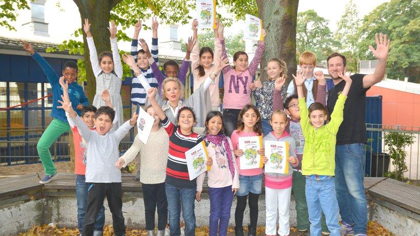 Goethe Schule Harburg 120 jahre die kersche feiert jubiläum hamburg harburg