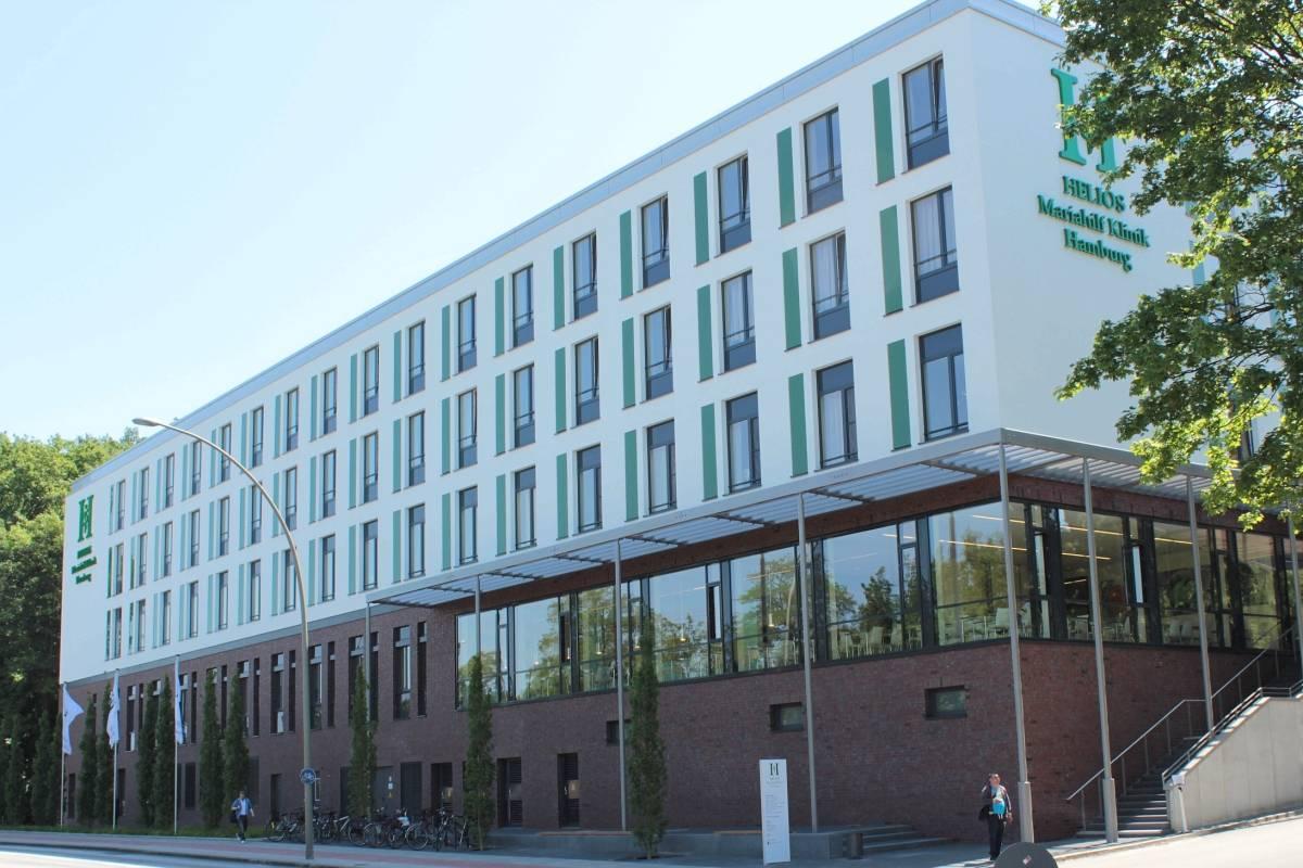 Helios Mariahilf Klinik 459 Geburten In 100 Tagen Hamburg Harburg