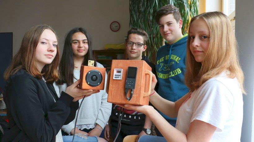 Goethe Schule Harburg geräusche aus der soundbox locken mauersegler an hamburg harburg
