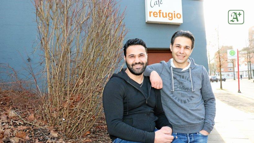 Hamburg Spenden Flüchtlinge