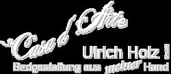 Individuelle Beratung, kreative Planung und professionelle Ausführung: Wer sein Bad neu gestalten möchte, erhält bei der Ulrich Holz GmbH alles aus seiner Hand.