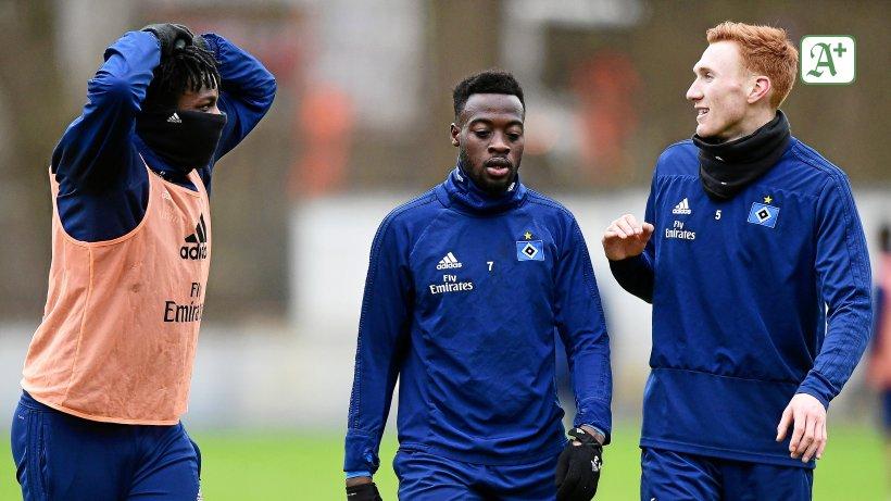 HSV News: Hamburger stehen vor nächster Abfindung an Profi