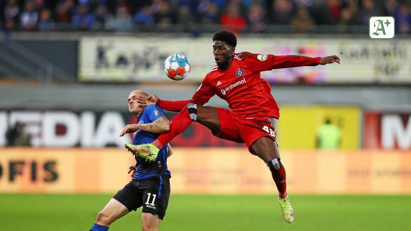 HSV heute: Alidou macht Spaß, Leibold mit Allergie-Reaktion