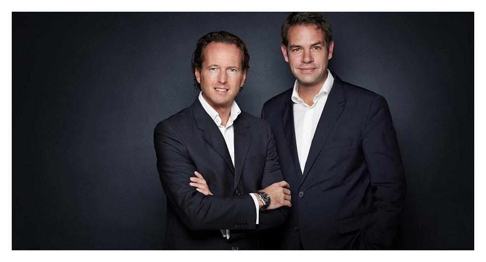 Die Geschäftsführung von MEISSLER & CO: Conrad C. Meißler (rechts) und Andreas Walther (links).