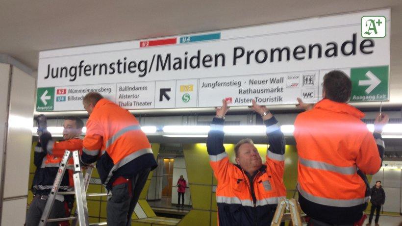 So Wurden Hamburg Und Der Norden In Den April Geschickt