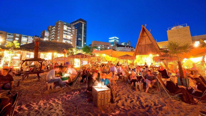 beach club strandpauli hat fortan auch im winter ge ffnet tagestipps hamburger abendblatt. Black Bedroom Furniture Sets. Home Design Ideas
