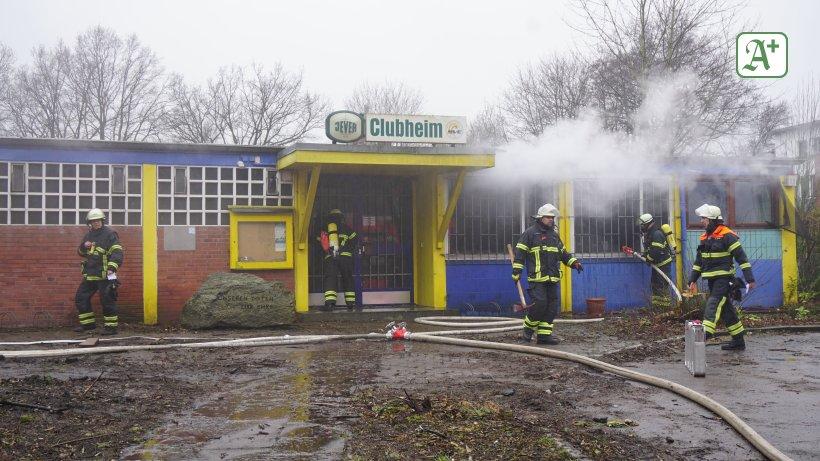 Feuer Eidelstedt