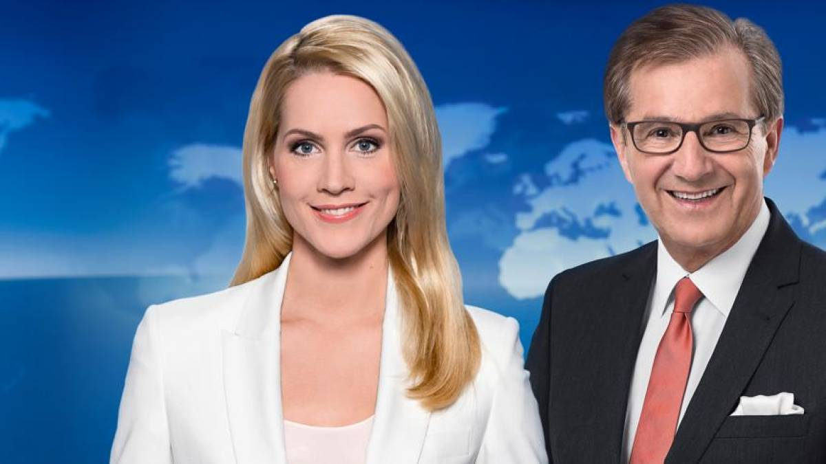 Uberraschend Wenig Was Die Tagesschau Sprecher Verdienen Hamburger Abendblatt