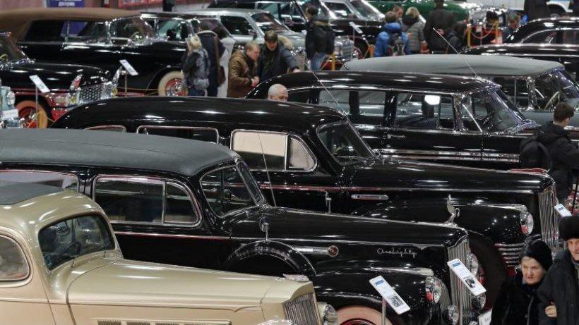 Oldtimer alle paar Jahre gründlich kontrollieren - Auto & Motor ...