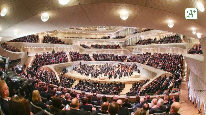 Chefdirigent Elbphilharmonie