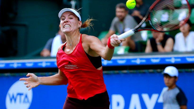 Tennis: Kerber schlägt sich living room US-Open-Frust von der Seele