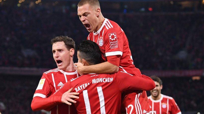 Topspiel: Bayern schlagen Leipzig auch in der Liga und sind spitze