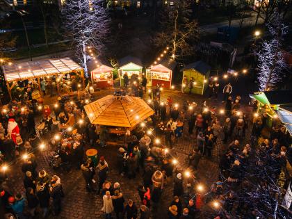 Hamburg Weihnachtsmarkt 2019.Weihnachtsmarkte 2019 In Hamburg Das Sind Die 50 Schonsten
