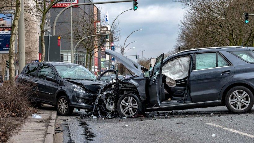 Unfall Hamburg Wandsbek