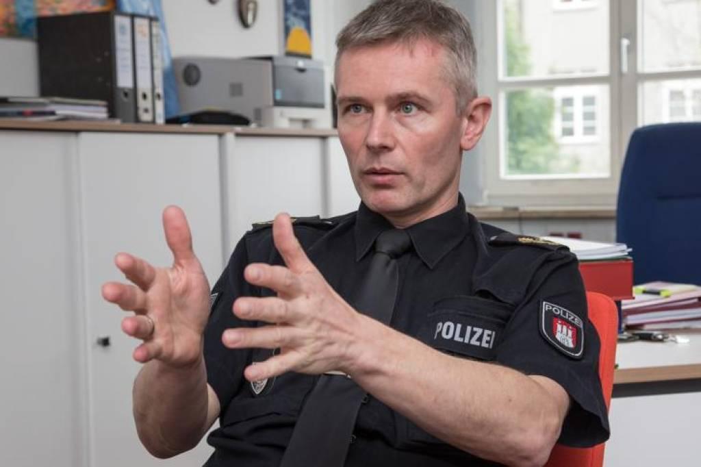 Rechtschreibung Für Hamburger Polizeischüler Weniger Wichtig