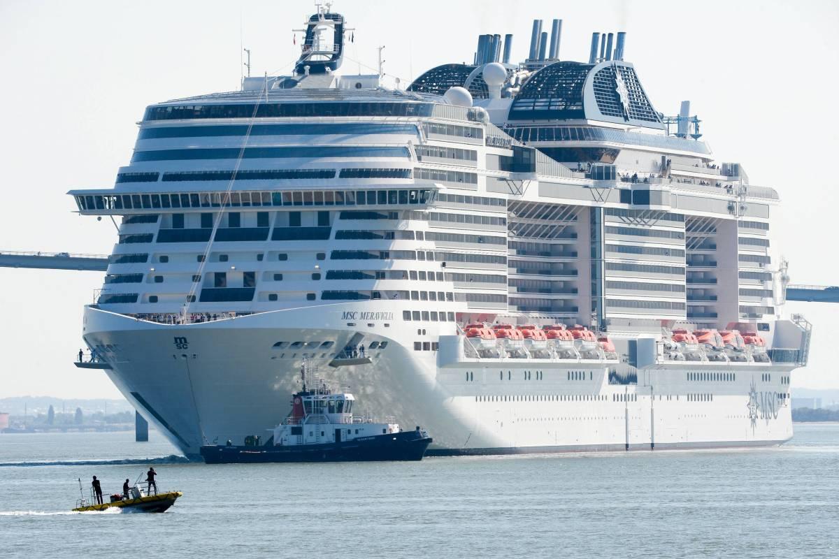 Neues Msc Kreuzfahrtschiff Wird 2019 In Hamburg Getauft