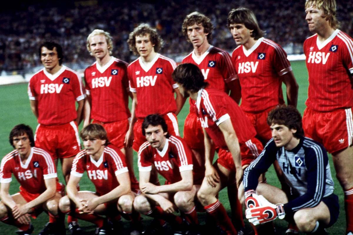 FC Kaiserslautern Hamburger SV Programm 1992//93 1