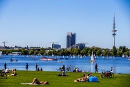 Wetter: Bis 37 Grad? Hamburg erwartet die heißesten Tage des Jahres