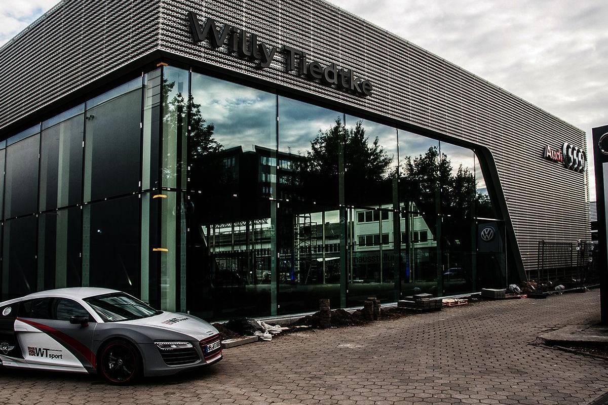 Hamburger Autohaus Willy Tiedtke Stellt Insolvenzantrag Hamburg