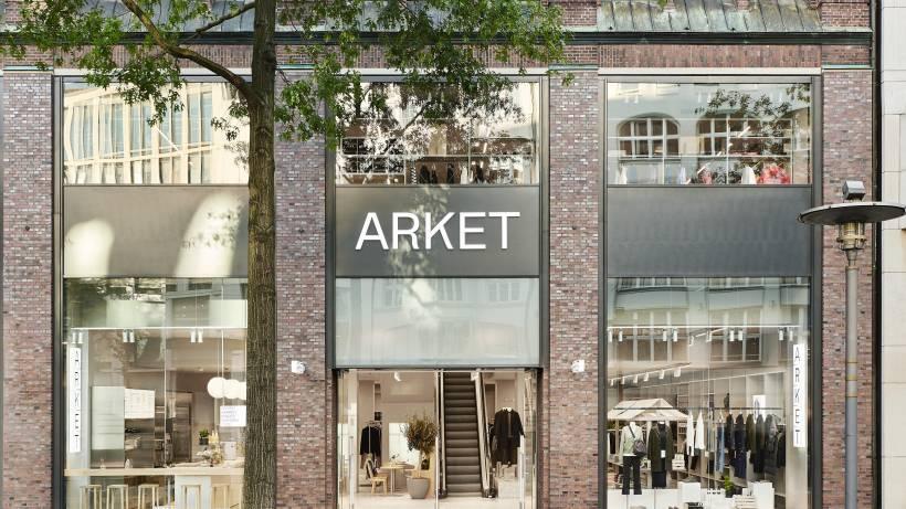 Hm In Edel Arket Eröffnet An Der Mönckebergstraße Wirtschaft