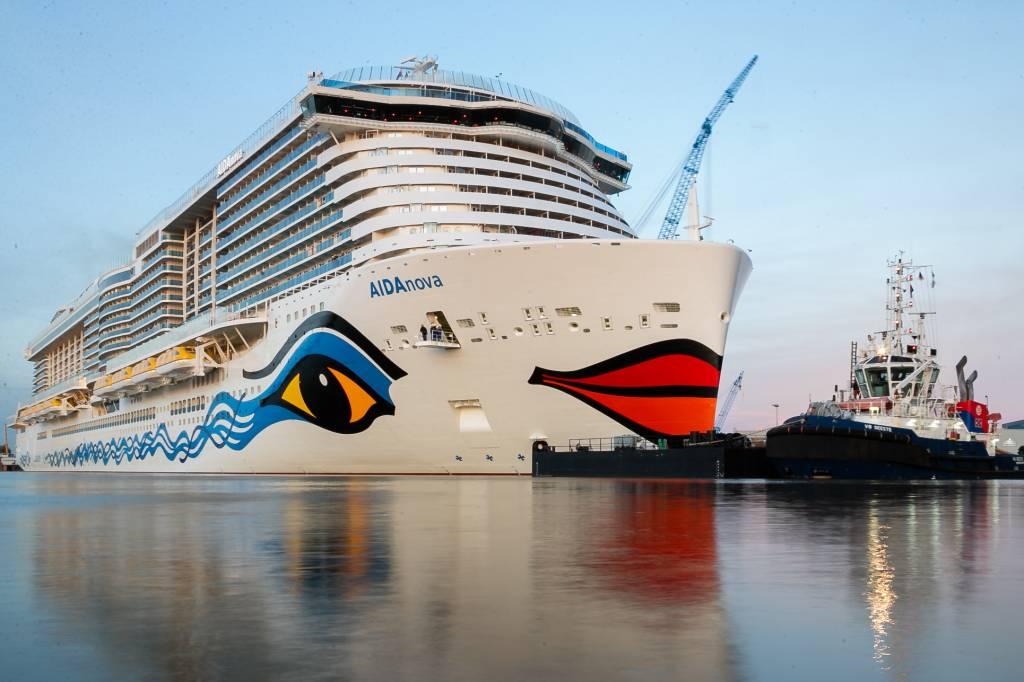 AidaNova: Jungfernfahrt ab Hamburg abgesagt - Hamburg - Aktuelle ...