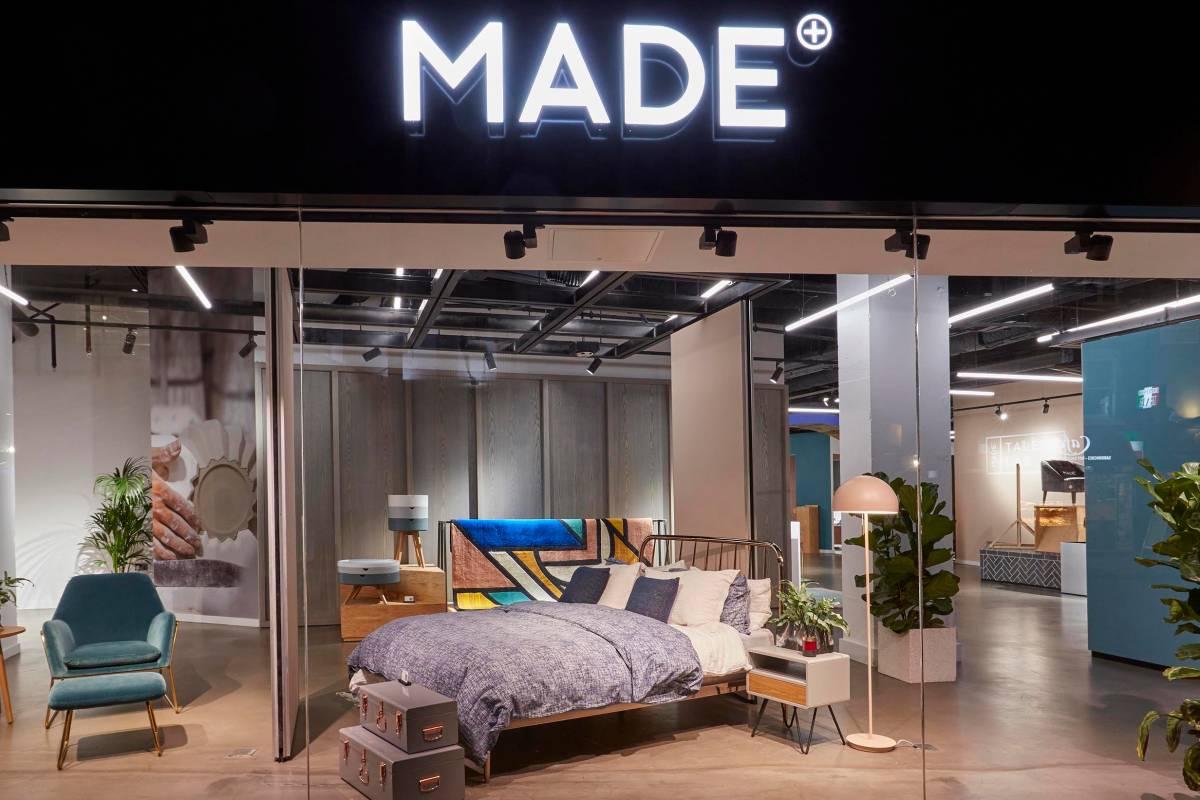 Online Händler Madecom Eröffnet Laden In Hamburg