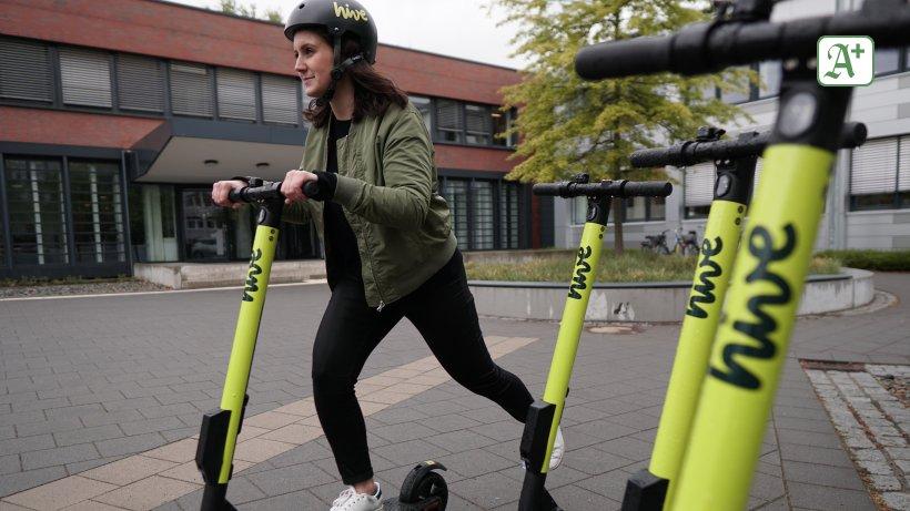 Hamburg E Scooter