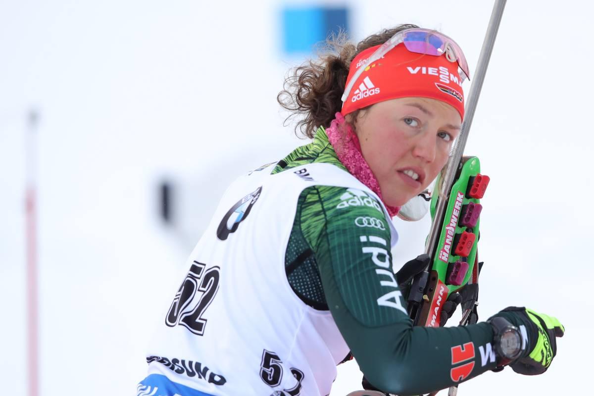 Laura Dahlmeier Heute
