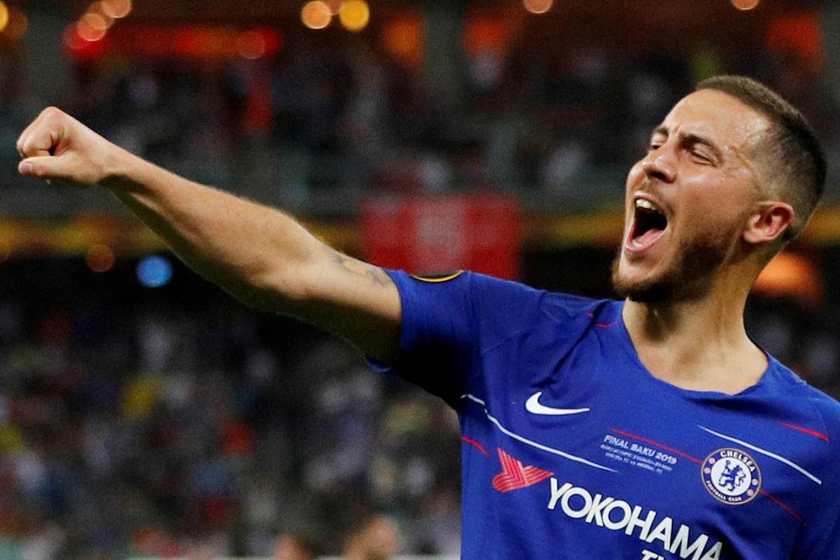 Transfer Fix Hazard Kostet Real Madrid Bis Zu 145 Millionen