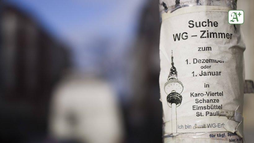 Neue Studie Wg Zimmer In Hamburg Immer Teurer Hamburger