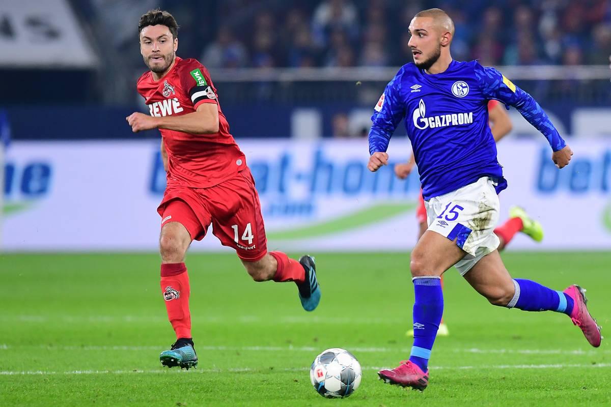 Schalke Verpasst Sprung An Tabellenspitze Nachrichten Aus