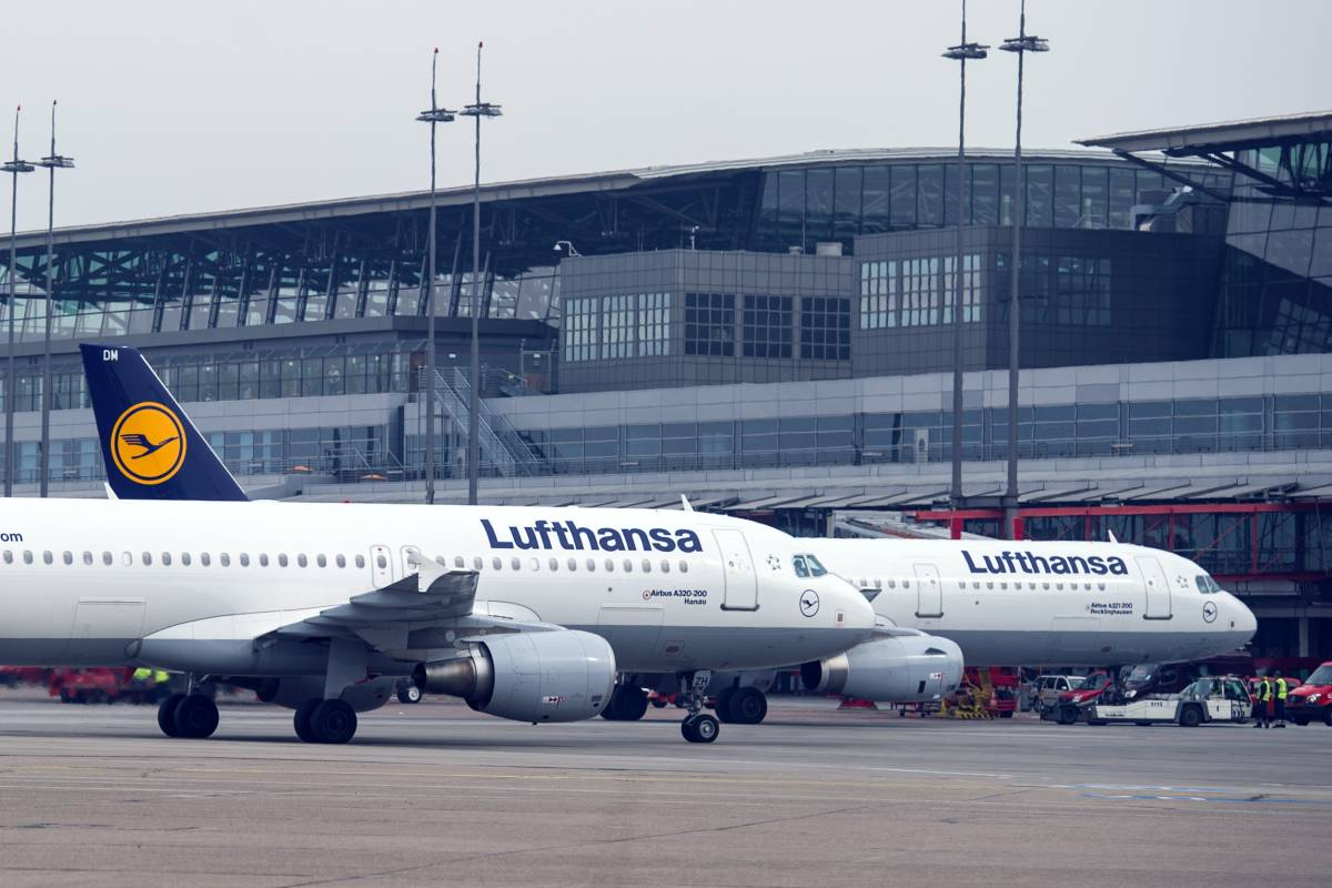 Lufthansa So Trifft Der Streik Den Flughafen Hamburg