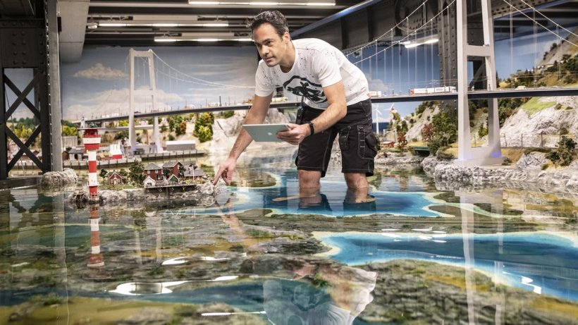 Hamburg: Miniatur Wunderland: Wo Kleines groß rauskommt