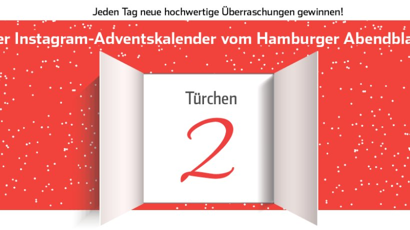 Abendblatt Adventskalender