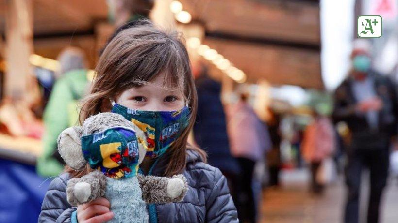 Hamburg Maskenpflicht Kinder