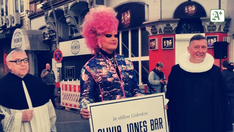 Corona-Krise: Kiez-Clubs protestieren auf St. Pauli
