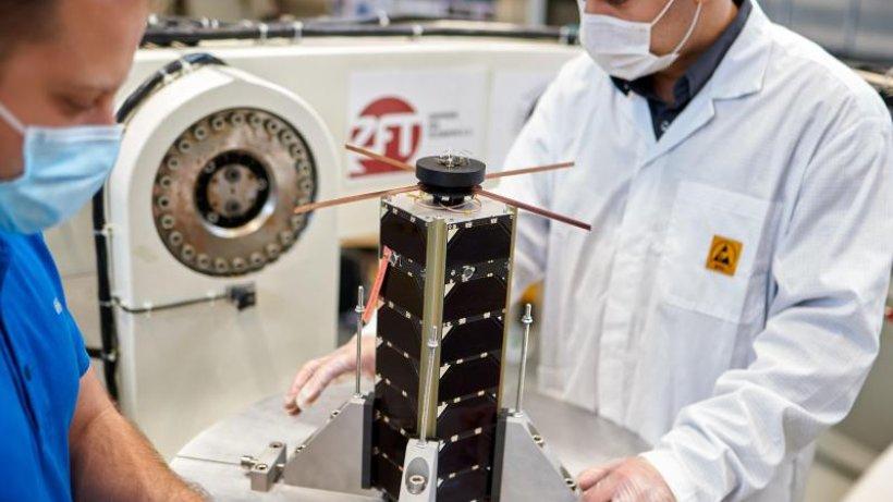 Russland schickt deutsche Satelliten in den Weltraum