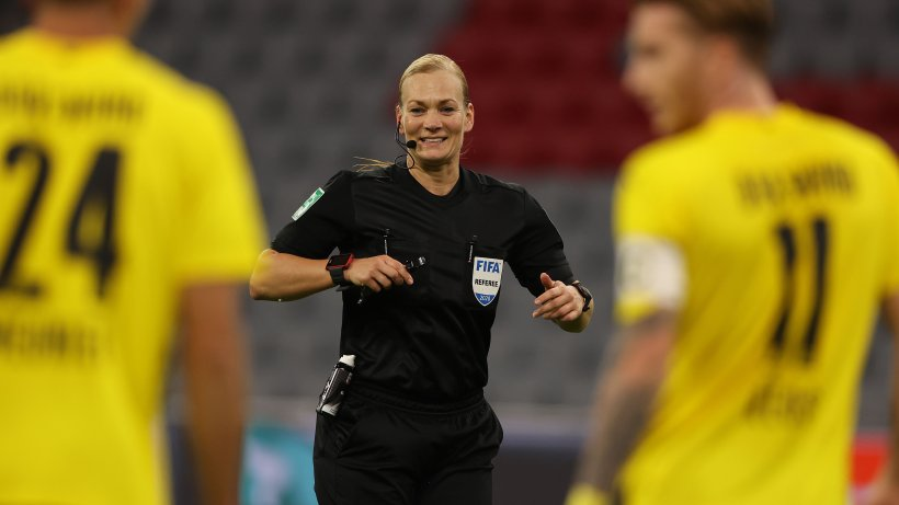 Ex-Schiedsrichterin Bibiana Steinhaus wird Videoassistentin