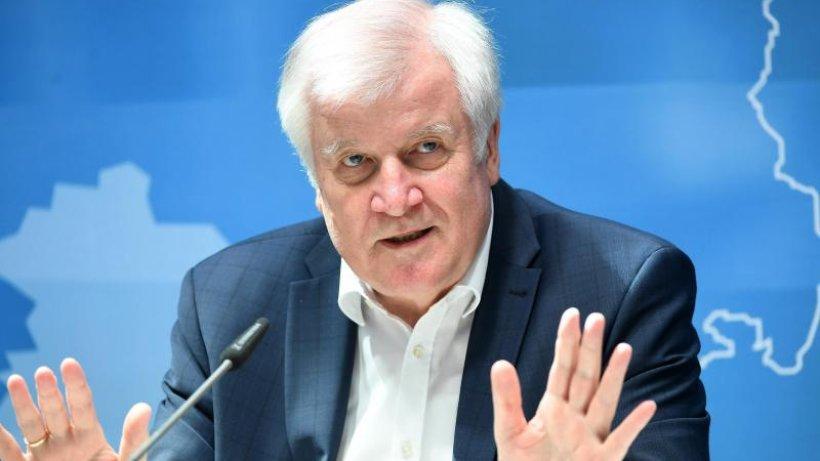 Seehofer will keinen Abschiebestopp für Syrien mehr