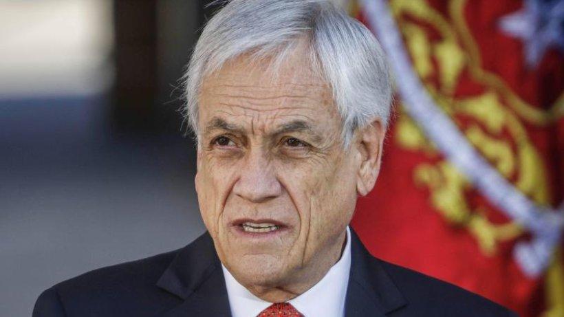 Strafanzeige in Den Haag gegen Chiles Staatschef
