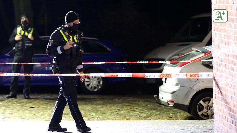 Mann beim Pinkeln in Hamburg angeschossen – Kugel durchschlägt Bein