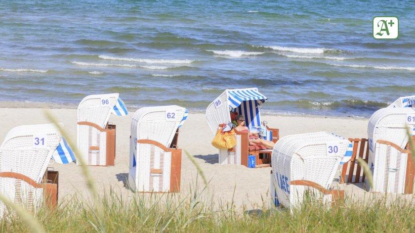 Mehr Touristen an Ostsee und Nordsee - Hamburg erholt sich nur langsam
