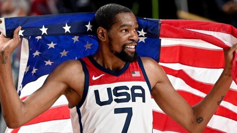 US-Basketballer holen viertes Olympia-Gold nacheinander