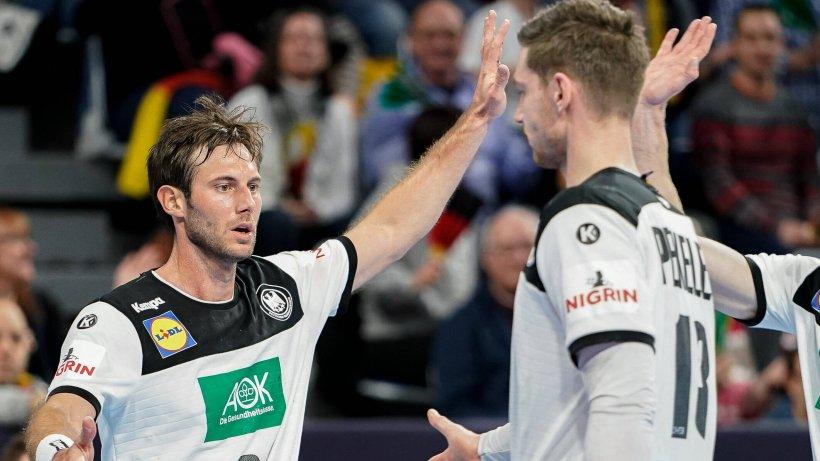 HSV Handball: Bitter zieht sich von der Nationalmannschaft zurück