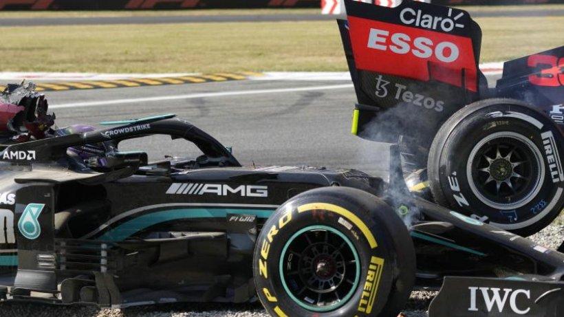 Ricciardo-Sieg in Monza - Crash von Verstappen und Hamilton