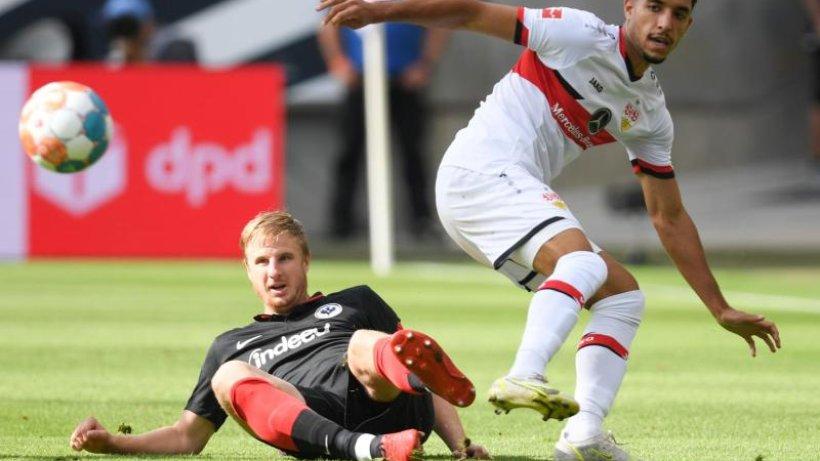Eintracht bei Kostic-Rückkehr nur mit Remis gegen VfB