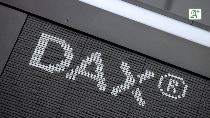 Airbus startet bei DAX-Debüt mit Verlusten
