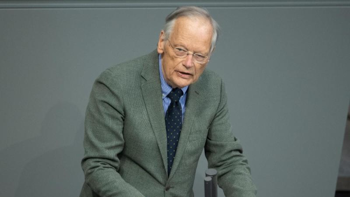AfD-Bundestagsabgeordneter Axel Gehrke gestorben